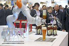 171218ロボット展7 KUKA