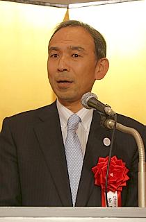 180118日本工作機械工業会 経済産業省 多田製造産業局長