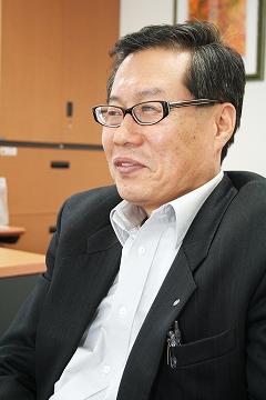 ノガ・ジャパン株式会社 代表取締役 水野正男氏